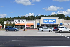 Future Ulta Beauty and Five Below Vienna, WV