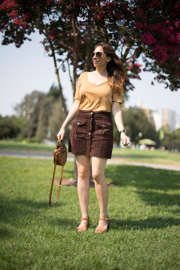 a31941288710 brown-cordoroy-skirt-21 (DaydreamerDesserts) Tags: skirt fall moca  labreatarpits