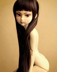 Simple (Muri Muri (Aridea)) Tags: do dolls dream dodollsdream margaret bjd ball jointed doll