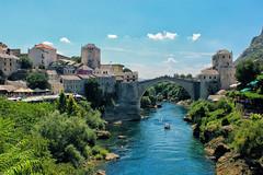Mostar (MaOrI1563) Tags: mostar bosnia erzegovina bosniaerzegovina narenta fiumenarenta stari most starimost ponte pontevecchio