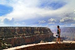 (alestaleiro) Tags: grandcanyon landscape paisaje colorado seplfportrait alestaleiro