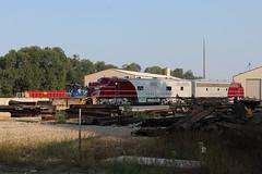 CRIP 630 (CC 8039) Tags: crip ri ianr gmtx trains e6 e8 mp15dc rock island waterloo iowa