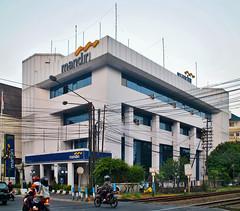 Bank Mandiri Braga (Ya, saya inBaliTimur (using album)) Tags: bandung jawabarat westjava building gedung architecture arsitektur office kantor