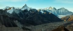 View from Kala Patthar (rafalmiel) Tags: landscape mountains himalaya kala patthar nepal