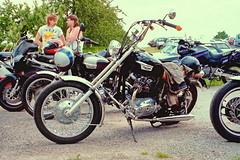Triumph Chopper (olds.wolfram) Tags: motorrad triumph bike moto