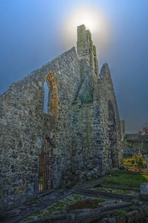 St Mary Church, Howth