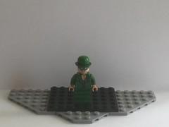 Lego Custom: The Diddler (Game Grumps) (Captain Crafter) Tags: lego dc game grumps youtube diddle kid donkey kong dk mario videogame videogames super batman meme memes custom games cartoon cartoons the diddler riddler villain villains evil