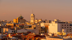 Madrid from the Top (jchmfoto.com) Tags: roof urbanphotography madrid spain europe afternoon street calle daytime delmediodía duranteeldía díamedio españa europa fotografíaurbana mediodía midday noon tarde techo tejado urban urbanscape es