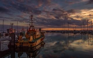 Lotsenboot Insel Poel