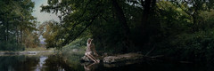By the Naiad's Pool (Silvia Travieso G.) Tags: silvia travieso silviatravieso forest fairy naiad harz germany paulaohman river nymph magic fairytale nature romanticsm relax peace tale