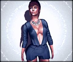 ♔ LoTd 201 (Victoria Michigan) Tags: lyrium poses escalated twe12ve event seniha cosmopolitan amias lelutka maitreya blogger blog