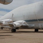 Aero Spacelines 377-SG Super Guppy in Tucson thumbnail