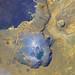 Lava Field in the Sahara Desert, variant