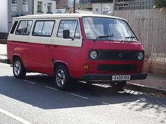 1988 Volkswagen Transporter Vanagon GL Camper Van (Neil's classics) Tags: vehicle volkswagen transporter vanagon gl camper van motorhome vw 1988 t3 t25 camping autosleeper motorcaravan rv caravanette kombi mobilehome dormobile