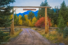 Granite Canyon Ranch (HFF) (buffdawgus) Tags: granitecanyonranch autumn landscape canonef24105mmf4lisusm lightroom6 jacksonhole topazstudio autumnlandscape fall canon5dmarkiii wyoming