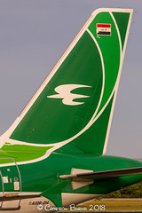 Iraqi Airways YI-ARD (IMG_0005) (Cameron Burns) Tags: iraqiairways iraqi airways ia yiard airbus airbus320 airbus320200 airbus322 a320 a320200 a322 mmx malmo sweden iraq middleeast middle east persian gulf persiangulf green white red black manchester airport manchesterairport man egcc ringway viewing park airfield aviation aerospace airliner aeroplane aircraft airplane plane canoneos550d canoneos eos550d canon550d canon eos 550d uk united kingdom unitedkingdom gb greatbritain great britain europe action