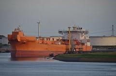 Eagle Barents (Hugo Sluimer) Tags: delandtong landtongrozenburg landtong portofrotterdam port haven rozenburg nederland holland zuidholland nlrtm onzehaven