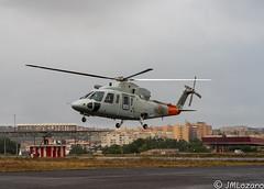 Helicóptero rescate (josmanmelilla) Tags: melilla españa ejercito aire patruyaaspa pwmelilla pwdmelilla flickphotowalk pwdemelilla