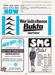 Newcastle United vs Peterborough United - 1978 - Page 20 (The Sky Strikers) Tags: newcastle united peterborough fa cup road to wembley st james park the official match day magazine 15p