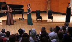 """31 FESTIVAL DE MÚSICA ESPAÑOLA DE LEÓN - LOS TALENTOS PERDIDOS DE LA REPÚBLICA - ADRIANA VIÑUELA, SOPRANO, ELISA RAPADO, PIANO Y NURIA CASTAÑO, ACTRIZ - AUDITORIO """"ÁNGEL BARJA"""" CONSERVATORIO DE LEÓN 18.9.18 (juanluisgx) Tags: leon spain musica music concierto concert 31festivaldemusicaespañoladeleon festivaldemusicaespañola conservatoriodeleon auditorioangelbarja lostalentosperdidosdelarepublica elisarapado piano klavier adrianaviñuela singer cantante soprano nuriacastaño actriz actress"""