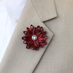 Handmade red lapel flower for men. https://t.co/LJqFLghXdI #men #fashion #style #gifts #giftforhim #dresslikeagentleman #dapper #swag https://t.co/lSsAyTNyy8 (petalperceptions.etsy.com) Tags: etsy gift shop fashion jewelry cute