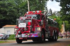 Coldenham Fire District Tanker TA-202 (Triborough) Tags: ny newyork orangecounty greenwoodlake cfd coldenhamfiredistrict coldenhamfiredepartment firetruck fireengine tanker tankerta202 tanker202 diamondreo reo 4guys