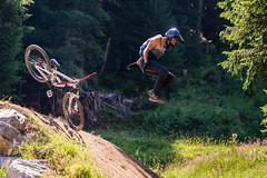 MTB-79 (Diving Pete) Tags: bicycle chatel france frenchalps intobeyondphotography location mtb mountainbike prelajoux rebouljamatchatelmtbbikepark shows