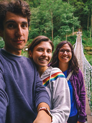 DSC_823 (Mjooolka) Tags: mountain girl girlfriend friend couple nike yellow sweater love sky nature river sun trees cat draw bridge adventure indie earth planet me selfie flowers green building colours colorfull hair portrait smile funny fall summer sunday anna cuneo landscape