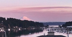 Each day is unique & the view is always appreciated (D.Erickson) Tags: harborview gorgeousview ericksondanita danitaerickson erickson danita pink sky cascades cascademountainrange clouds mountrainier mtrainier derickson marina boats harbor bay seascape waterscape winter pugetsound water scenery view landscape washington gigharbor iphoneography 2015