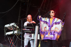 LITTLE DRAGON @ BLUEDOT FESTIVAL 2018 (Mudkiss) Tags: littledragon band livemusic festival musicfestival bluedotfestival