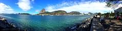 Flamengo Bay (laisacavalcante) Tags: tropical calor verão sol mar orla bay brasil riodejaneiro praia beach