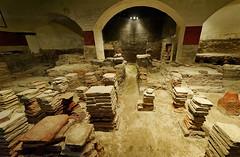 Roman Baths (abtabt) Tags: unitedkingdom uk england bath georgianarchitecture architecture museum romanbaths worldheritage d700sigma1224