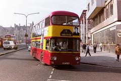 CLYDESIDE 862 LMS162W (bobbyblack51) Tags: clydeside 862 lms162w leyland fleetline alexander ad alexandermidland mfr162 paisley 1994