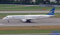 4O-AOB LSZH 28-07-2018 (Burmarrad (Mark) Camenzuli Thank you for the 13.7) Tags: airline montenegro airlines aircraft embraer 190200lr registration 4oaob cn 19000283 lszh 28072018
