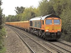66777_6M26_11Sep18 (cmdl88) Tags: gbrf class66 66777 annette westbury bescot appleford
