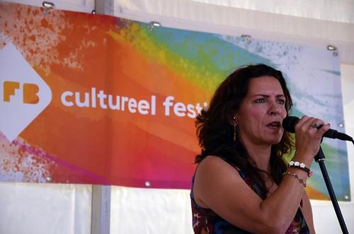 Cultureel Festival Baarn 2018 - Zaterdag - Ingeborg Spandaw