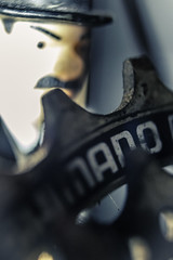 Mr.Cog Wheel (OsShots) Tags: macro delight monochrome love color monotone macrophotography closeup macroshot macrophoto macroworld macrolove macrolovers macrooftheday instamacro food instagood photography photooftheday allwhatsbeautiful beautiful monochromatic sweets macromonday pocketfamily pocketfamilymember candy readyfortheday morning makro macromademoiselle flickrheroes red handtool auto railroad steel pink transportation transport bicycle cog cogs dahl cogwheel metal style shimano