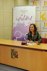 FOTO_Presentación Plan de Igualdad_03 (Página oficial de la Diputación de Córdoba) Tags: dipucordoba diputación de córdoba anamaríaguijarro igualdad 8 marzo mujer mujeres plan presentación