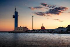Alméria (Stéphane Sélo Photographies) Tags: alméria andalousie pentax ricoh sigma1020f456 club coucherdesoleil espagne k3ii landscape mer paysage port spain sunset voiliers