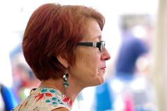 Earrings (sardinista) Tags: megabash reading sonning august 2018