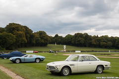 Chantilly Arts & Elegance 2015 - ISO Rivolta & Bizzarrini 5300 GT (Deux-Chevrons.com) Tags: bizzarrini 5300 gt bizzarrini5300gt 5300gt iso rivolta isorivolta classiccar classic classique ancienne collection collector collectible vintage oldtimer voiture car coche auto automobile automotive prestige chantilly chantillyartselegance chantillyartelegance france concours