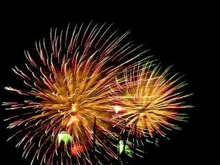 Color splash Hawaii 2018 Ostfildern Flammende Sterne Feuerwerk