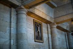 The Diminishing Jesus (trsl1234) Tags: jesus crucifix church religious religion artifacts