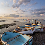 Felixstowe Ferry Sunset 1