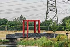 IMG_2097 (karlheinz.nelsen) Tags: essen städte ruhrgebiet rheinischebahn krupppark krupp fahrradweg