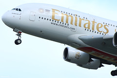 Airbus A380-800 Emirates A6-EEB (Arthur CHI YEN) Tags: airbus a380800 emirates a6eeb a380 eham takeoff ams