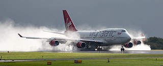 Virgin Atlantic Boeing 747-400 Jumbo