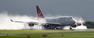 Virgin Atlantic Boeing 747-400 Jumbo