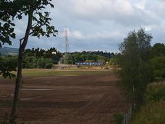 Hawkhead - 311214 - 24-08-2018 (agcthoms) Tags: scotland renfrewshire paisley hawkhead station railways trains scotrail class314 314211
