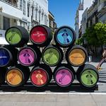 Sherry barrels in Jerez thumbnail